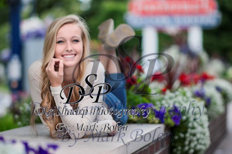Fenton High School Senior Pictures